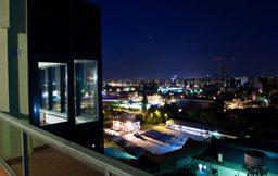 2 camere panoramic